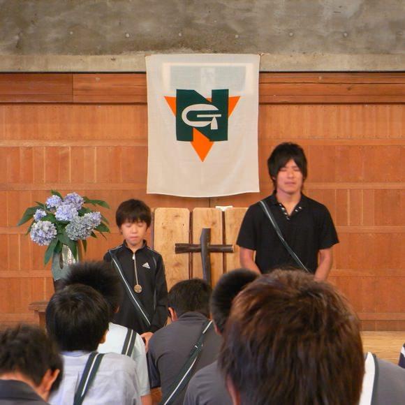 RIMG0018 - 第76回野尻学荘 14日目 主日礼拝