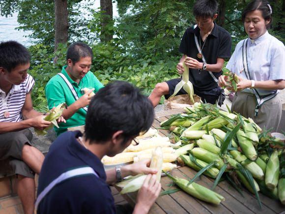 P1040393 - 第76回野尻学荘の写真 9