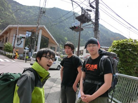 005 580x435 - ちぃと仲間達のドタバタ山行き道中記【6歩目】