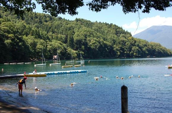 7b940a71bebd0ba65b737c1644430ceb1 - 第77回野尻学荘 12日目 遠泳は無事に終了しました。