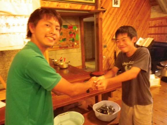 第76回野尻学荘 10日目 セーリングマスター合格