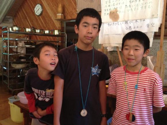 f14438e9d8dacb314107266514565432 - 第77回野尻学荘 12日目 遠泳は無事に終了しました。