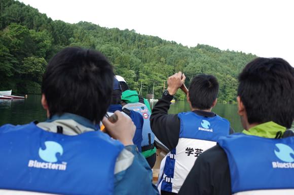 GR000254 - 第78回野尻学荘 リーダートレーニングキャンプ ビッグカヌーと実修トレーニング