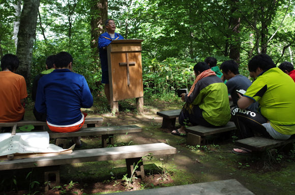 GR000261 - 第78回野尻学荘 リーダートレーニングキャンプ ビッグカヌーと実修トレーニング