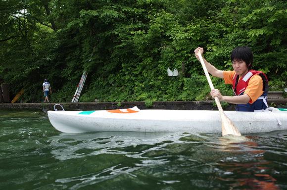GR000286 - 第78回野尻学荘 リーダートレーニングキャンプ ビッグカヌーと実修トレーニング