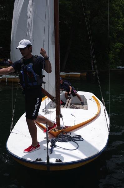 GR000288 - 第78回野尻学荘 リーダートレーニングキャンプ ビッグカヌーと実修トレーニング