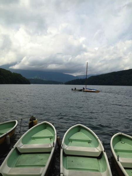 第78回野尻学荘 水小舎便り ヨットの着艇トレーニングの振り返り
