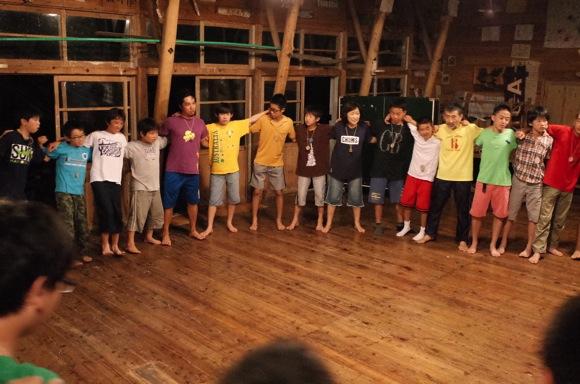 IMG 9258 - 第78回野尻学荘2日目 親睦会で盛り上がりました