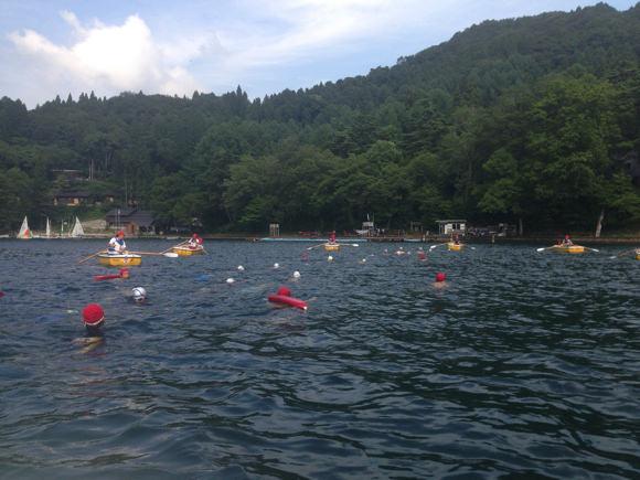 cdad0f0ce51126d13d6696b61e11de2a10 - 第78回野尻学荘9日目 快泳は無事に終了しました