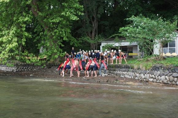 f6b4c3be9a38a7f57b8d44dc0fc332674 - 第78回野尻学荘12日目 遠泳は無事に終了しました!