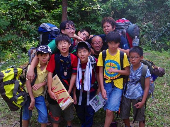 ii 1407f6f68b07b12f - 第78回野尻学荘7日目 午前中に小学生キャビンが帰ってきました