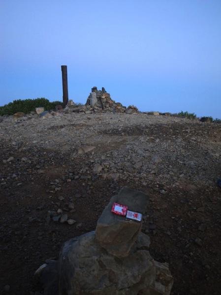 第78回野尻学荘アウティング 火打山山頂