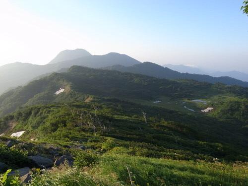 624b45088717ee4be7518b0ececba49a5 - 第78野尻学荘アウティング 火打山から下山
