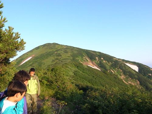 cdad0f0ce51126d13d6696b61e11de2a3 - 第78野尻学荘アウティング 火打山から下山