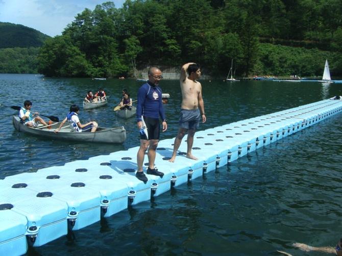 DSCF4351 - 久しぶりの晴天!快泳は実施できそうです!|第79回野尻学荘9日目