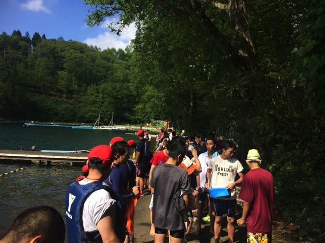 IMG 2693 - 快泳は無事に終了しました!|第79回野尻学荘9日目