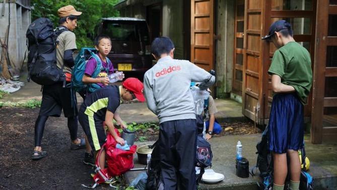 DSC00157 - 小学生キャビンがアウティングから帰ってきました|第80回野尻学荘6〜7日目