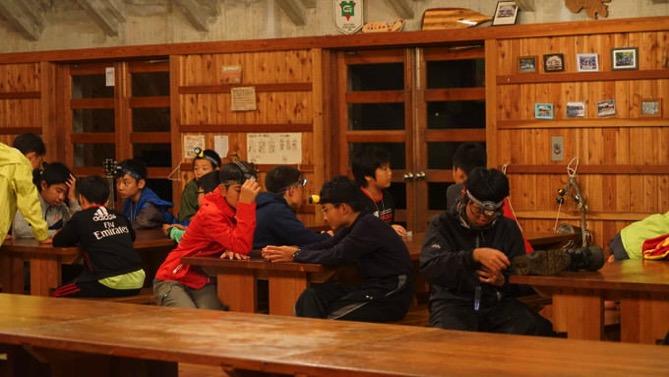 DSC01086 - ドスタ最後の夜は「たぬき狩り」が行われました|第80回野尻学荘12日目