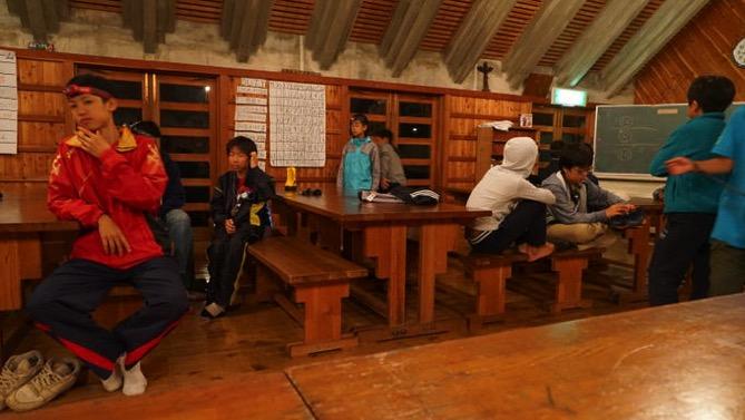 DSC01092 - ドスタ最後の夜は「たぬき狩り」が行われました|第80回野尻学荘12日目