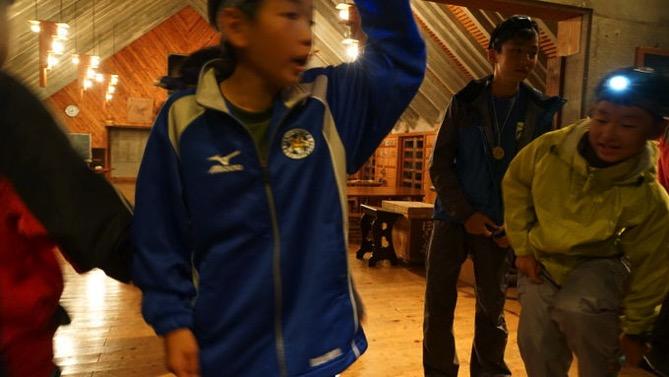 DSC01093 - ドスタ最後の夜は「たぬき狩り」が行われました|第80回野尻学荘12日目