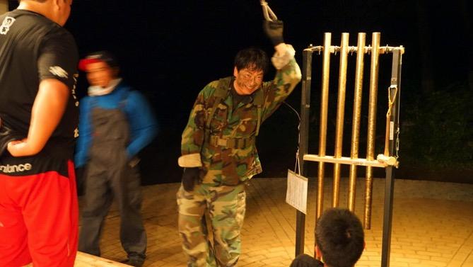 DSC01106 - ドスタ最後の夜は「たぬき狩り」が行われました|第80回野尻学荘12日目