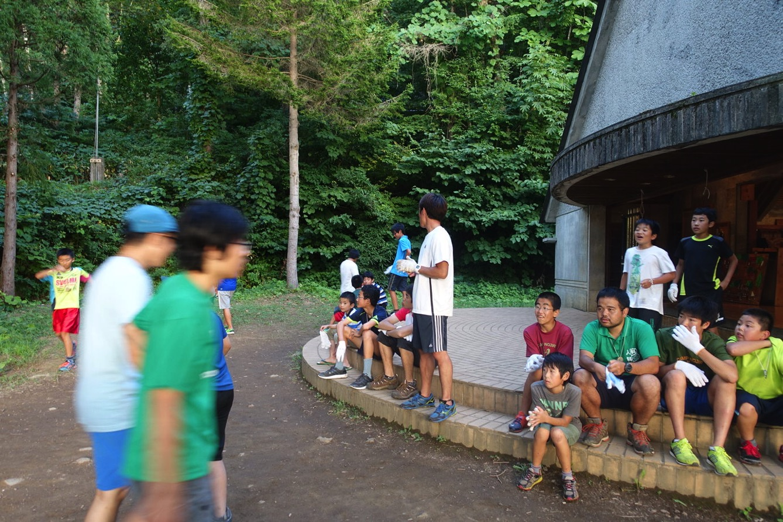 DSC01955 - 野尻学荘で過ごす最後のスタンダードな1日でした 第81回野尻学荘