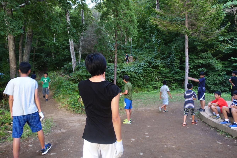 DSC01965 - 野尻学荘で過ごす最後のスタンダードな1日でした 第81回野尻学荘