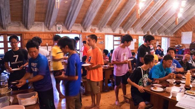 DSC02274 - 6日目午後、アウティングの準備が着々と進んでいます!|第81回野尻学荘