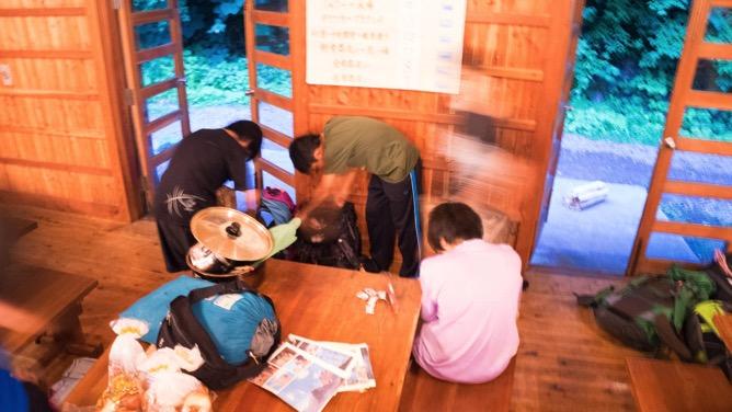 DSC02282 - 6日目午後、アウティングの準備が着々と進んでいます!|第81回野尻学荘