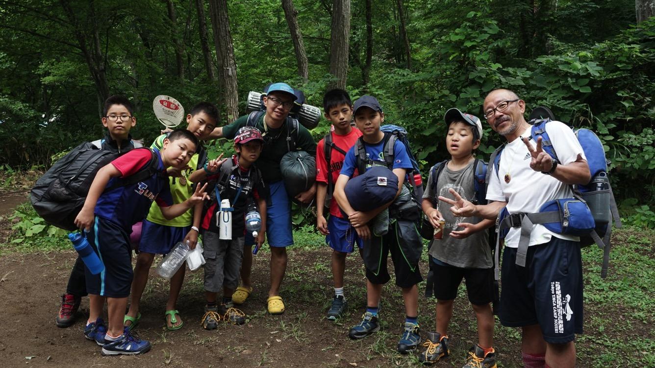 DSC02383 - 8日目午前、小学生と中学1年生がアウティングから帰ってきました|第81回野尻学荘