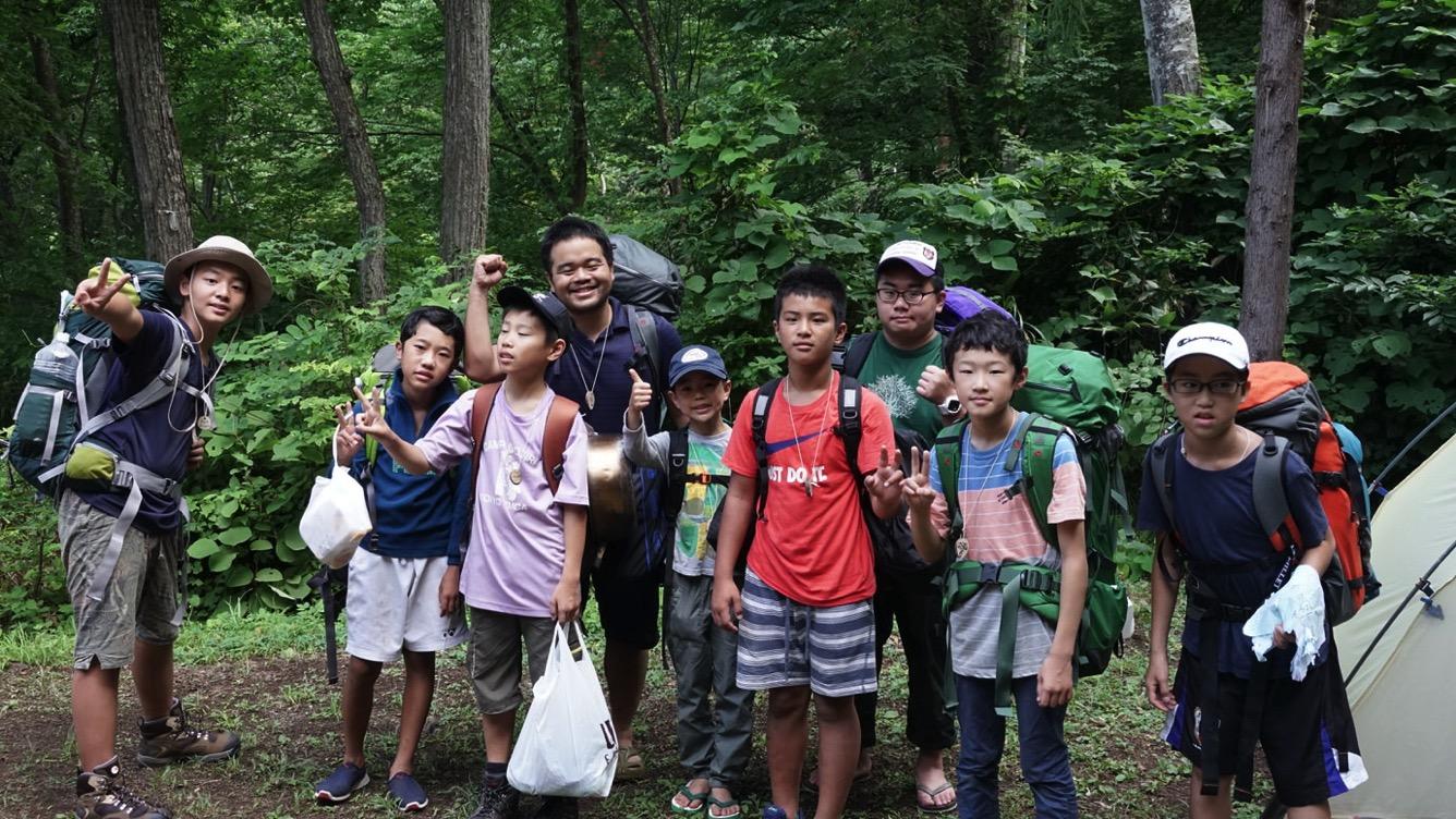 DSC02385 - 8日目午前、小学生と中学1年生がアウティングから帰ってきました|第81回野尻学荘
