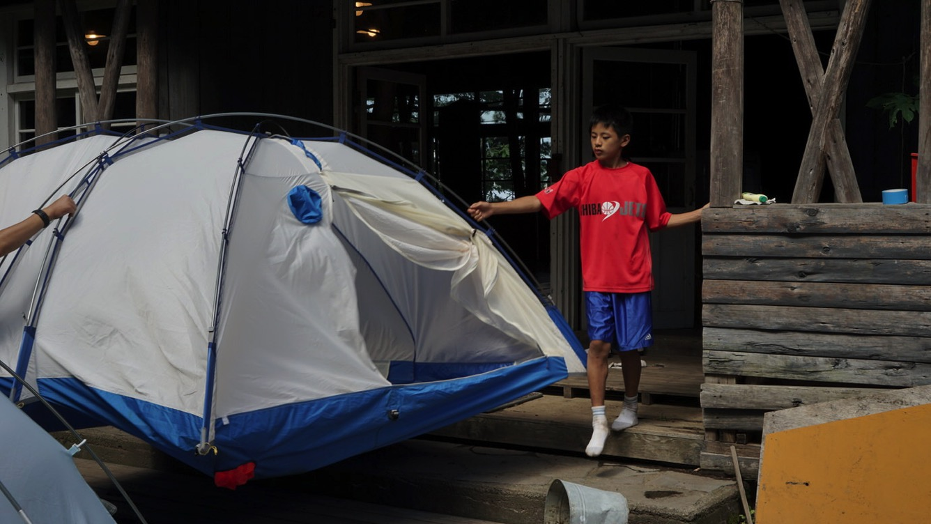 DSC02391 - 8日目午前、小学生と中学1年生がアウティングから帰ってきました|第81回野尻学荘