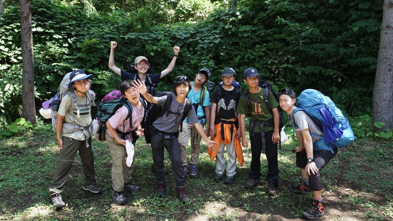 DSC02398 - 8日目午前、小学生と中学1年生がアウティングから帰ってきました|第81回野尻学荘