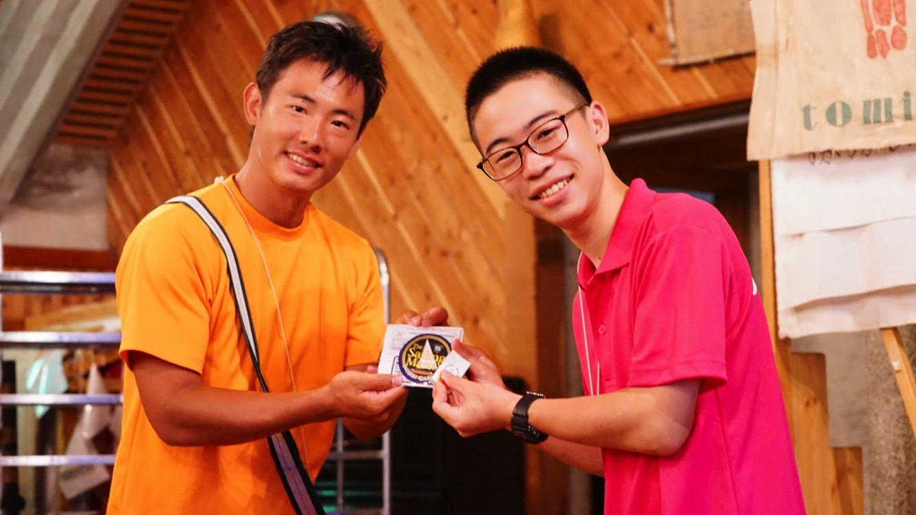 DSC02605 - 9日目午後、ファイブスター「いるか」の合格者が!|第81回野尻学荘