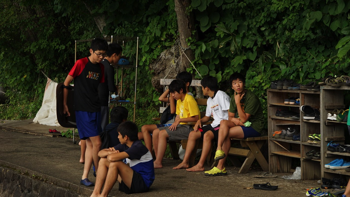 DSC03155 - 野尻学荘で過ごす最後のスタンダードな1日でした 第81回野尻学荘