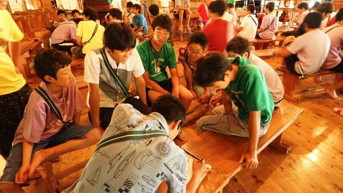DSC03225 - 本日は野尻学荘で1日過ごせる最後の日、主日礼拝と荘会がありました|第81回野尻学荘