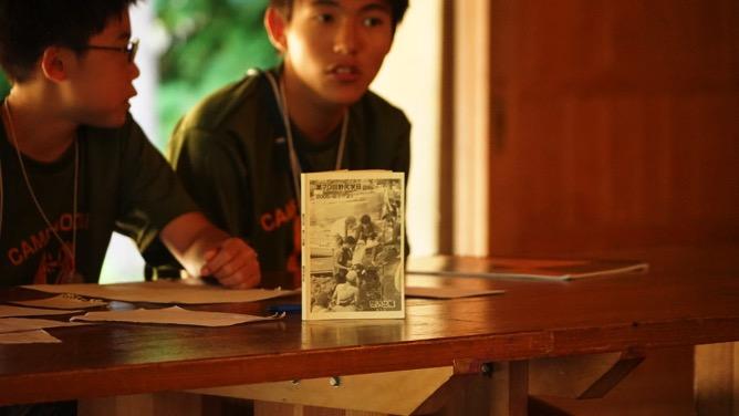 DSC03241 - 本日は野尻学荘で1日過ごせる最後の日、主日礼拝と荘会がありました|第81回野尻学荘