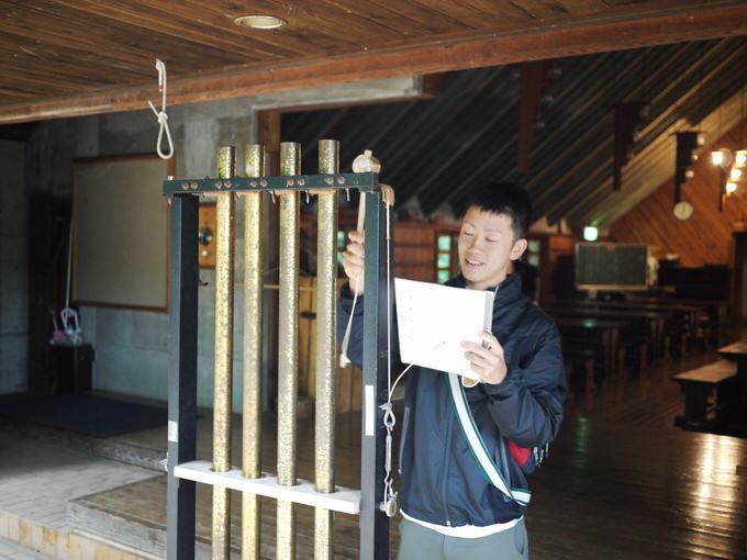 3日目の午前から実修が始まりました!|第81回野尻学荘