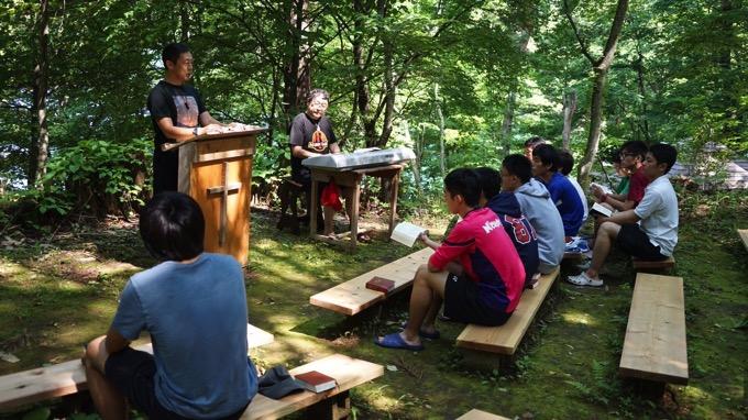 nojirigakuso 82 2 - 第82回野尻学荘の準備が着々と進んでいます