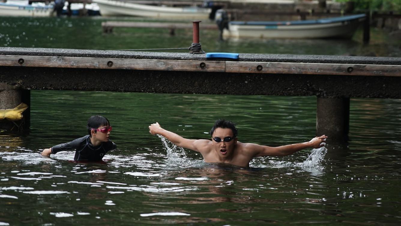 DSC05061 - 野尻湖は雨。実修の時間だけは雨がやみました 第82回野尻学荘10日目