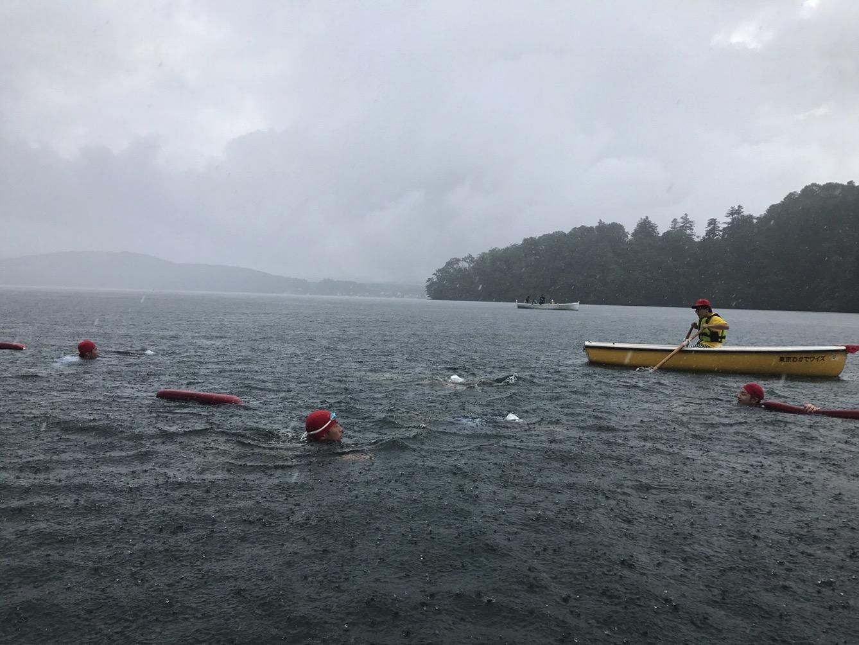 IMG 2886 - 遠泳は無事に完了しました。|第82回野尻学荘11日目