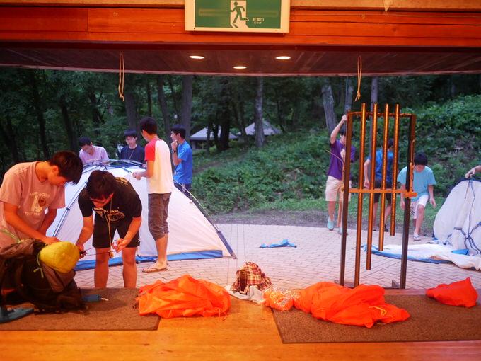P1010332 - 中高生の掃除の現状を憂いて、小学生のキャビンが立ち上がりました。 第82回野尻学荘5日目