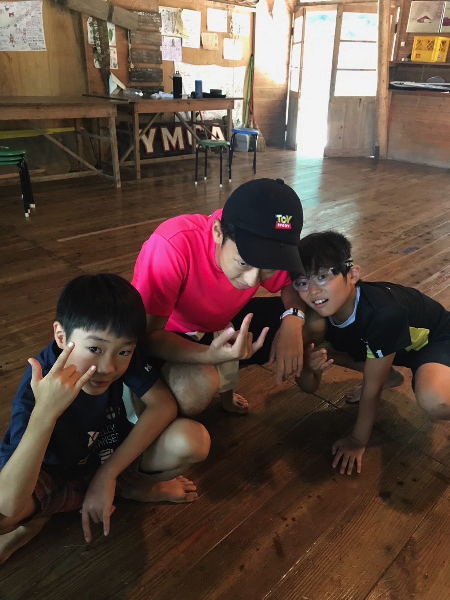 nojirigakuso 13 - 野尻学荘で過ごす最後の日でした、明日帰ります|第82回野尻学荘13日目