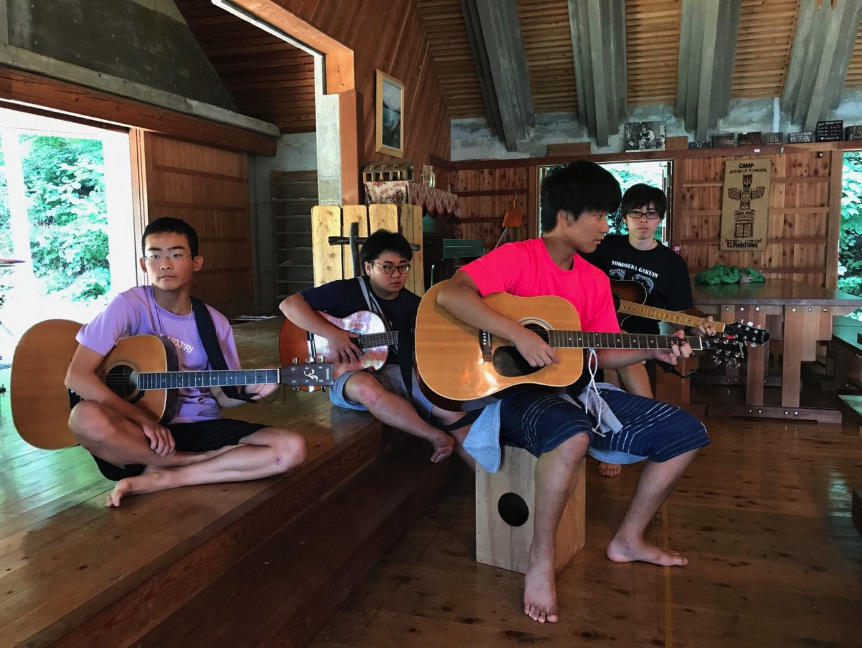 nojirigakuso-9 野尻学荘で過ごす最後の日でした、明日帰ります|第82回野尻学荘13日目