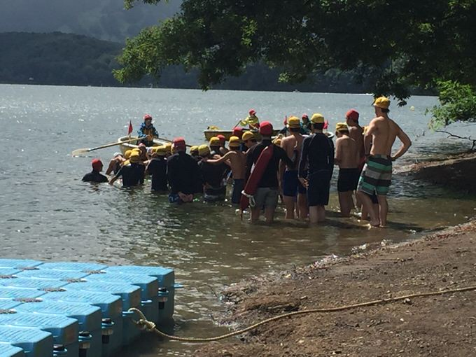 IMG 0621 1 - 快泳が終わりました|第83回野尻学荘 9日目