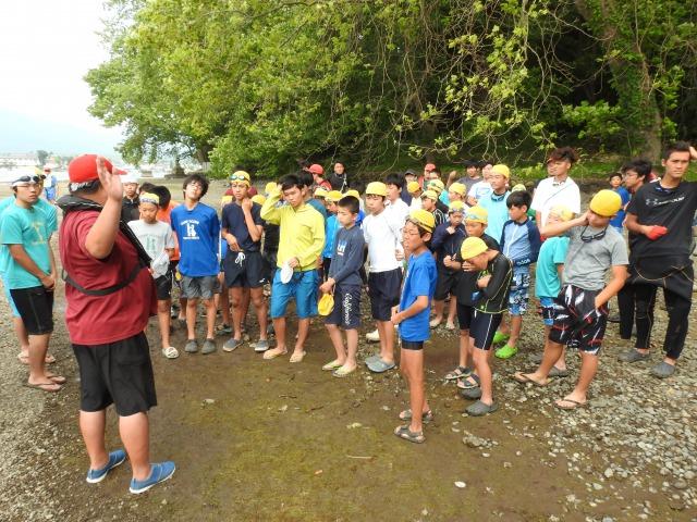 s DSCN4936 - 遠泳は無事に完了しました。|第84回野尻学荘11日目|