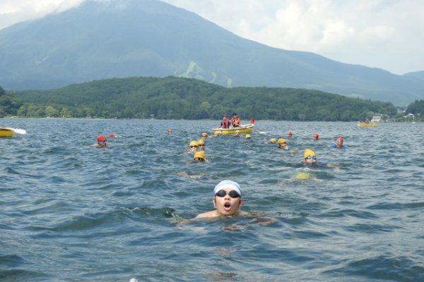 遠泳は無事に完了しました。|第84回野尻学荘11日目|