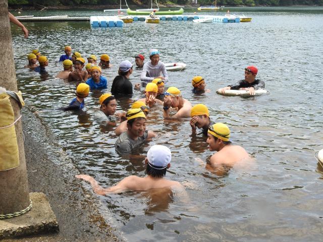 s DSCN4945 - 遠泳は無事に完了しました。|第84回野尻学荘11日目|