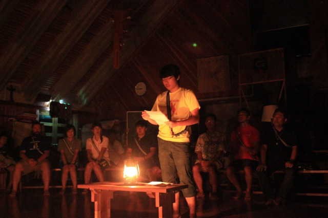 s IMG 4431 - 閉荘式を行いました。|第84回野尻学荘13日目|